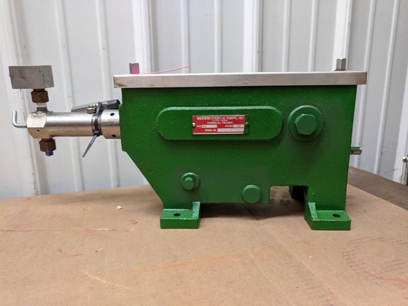 Western MA Pump