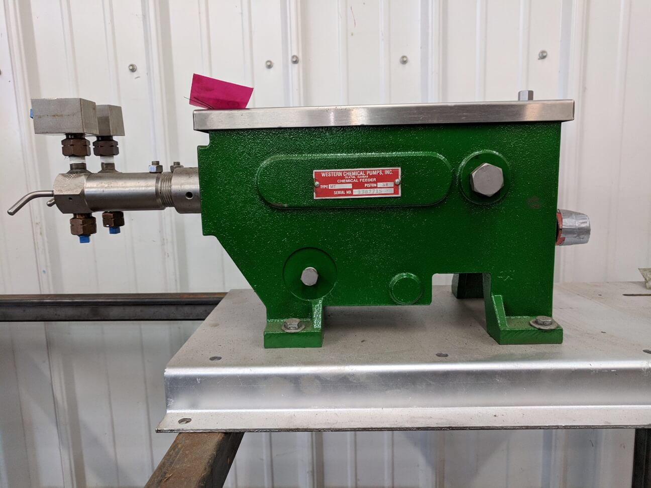 Western MT Pump